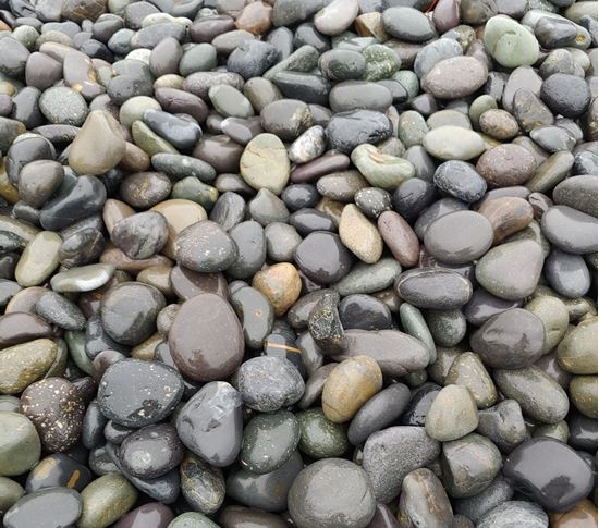 Picture of Mexican Beach Pebbles